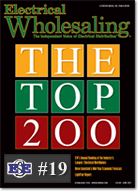 EES moves up to 19th ranked distributor in the nation, according to Electrical Wholesaling