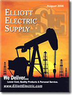 Example Elliott Electric product catalog