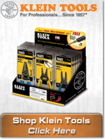 Buy a Klein Wire Stripper get a 5-in-1 Screwdriver FREE!