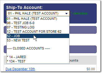 How to change the Sub-Account Summary on the Account Overview