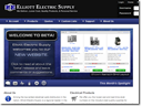 Elliott Electric New Website