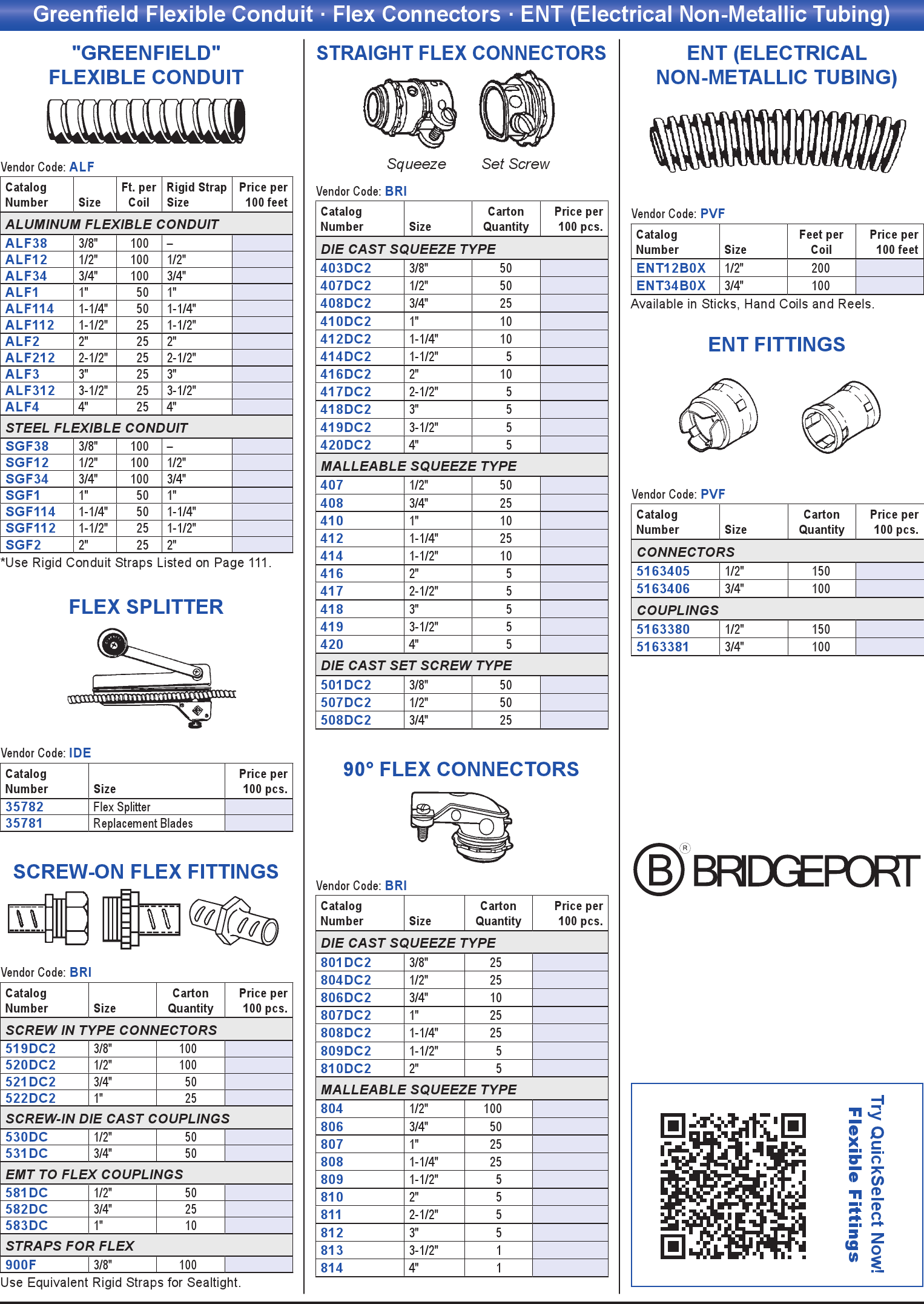 Greenfield Flexible Conduit Flex Connectors Ent Electrical Non Wire And Fittings Add Item To Cart
