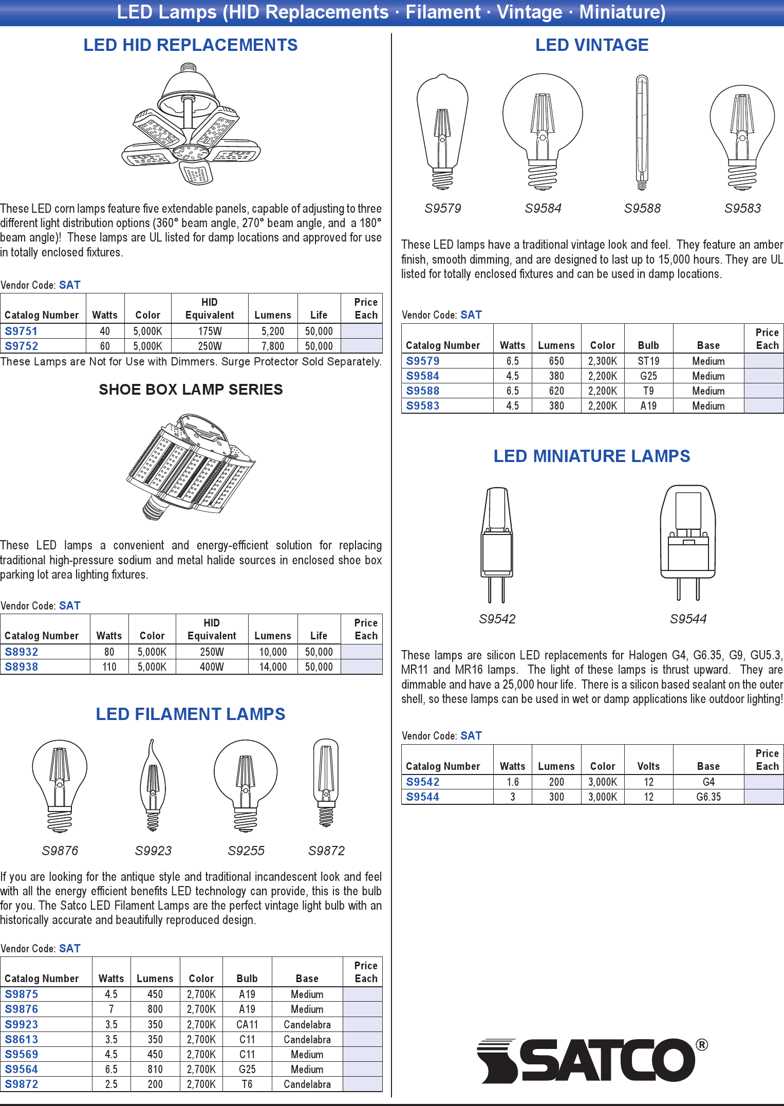 Led Lamps Hid Replacements Filament Vintage Miniature Lamp Cord Wiring Diagram Add Item To Cart