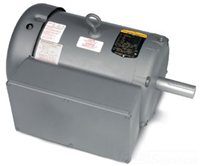 L3612TM - 5HP, 1725RPM, 1PH, 184T, Tefc - Baldor Electric CO.