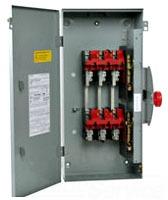 - 30A/2P HD Non-Fusible Double Throw Switch 240V Nem - Eaton Corp