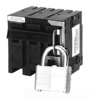 QL123PL - Bab Breaker Lock Out