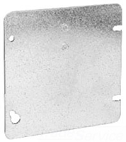 "TP568 - 4 11/16"" Flat Blank Cover - Cooper Crouse-Hinds"