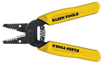 "11045 - 6-1/4"" Wire Strippers/Cutters For 10-18AWG Wire - Klein Tools"