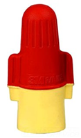 RY+B0X - Red/Yellow Wire Connector (100/Box) - Minnesota Mining (3M)