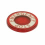10250TC53 - Lense-Emer Stop Red, Standard - Eaton Corp