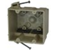 2300N - 2G Wall Box - Nail On - Allied Moulded Products