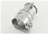 "282DC - 3/4"" Emt to 3/4"" Flex (SQZ) - Bridgeport Fittings"