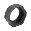 "324 - 1-1/4"" Plastic Bushing - Bridgeport Fittings"
