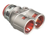 4040AST - 3/8 MC Connector Double - Arlington Industries
