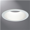 "6100WB - 6"" TRM WHT Metal BFL - Eaton Lighting"