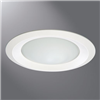 "6150WH - 6"" FRST DM WHT SF RNG WL - Eaton Lighting"