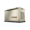 7043 - 22/19.5 KW Air-Cooled Standby Generator, Aluminum - Generac Power Systems Inc
