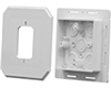8081F - Siding Box Kit With Flange - Arlington Industries