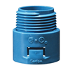 "A243D - 1/2"" Ent THR Adapter - Thomas & Betts"