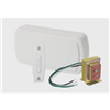 BK110NBWH - One 2-Note, White Door Chime Asembly - Broan/Nutone LLC