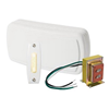 BK115LWH - One 2-Note, White Door Chime - Broan/Nutone LLC