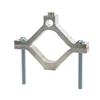 "GCA4 - 2-1/2"" - 4"""" Alum Ground Clamp - Nsi Industries"