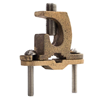 "GLC140DB - 1/2-1"" Bronze Ground Clamp, Heavy Duty - Nsi Industries"