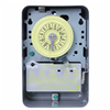 T104 - 40A 208-277V DPST Metal Indoor Time Clock - Intermatic Inc.