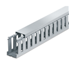 TYD1X2WPG6 - 1X2 Wide Slot Gray Duct - Thomas & Betts