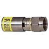 VDV812606 - Universal F Compression Connector RG6-R6Q PK 10 - Klein Tools