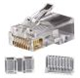 VDV826603 - Modular Data Plug RJ45 Cat6 - Klein Tools