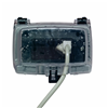"WP1000HC - 1 Gang In-Use 2-1/4"""" Deep Receptacle Cover, Hori - Intermatic Inc."