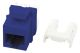 WP3475BE - Category 5E RJ45 Quick Connect Keystone, Blue - Pass & Seymour/Legrand