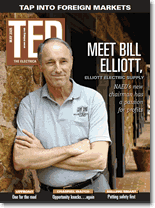 TED Magazine May 2005 - Elliott NAED Chair