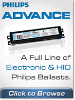 Deals on Philips Advance Ballasts at Elliott Electric Supply