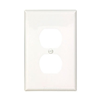 PJ8W - 1G Mid Dup Wallplate - Cooper Wiring Devices