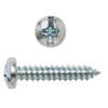 10X12PHCTSZJ - 10 X 1/2 Pan Head Combo Tapping Screw Zinc - Peco Fasteners, Inc.