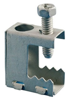 BC - SPST Beam Clamp Thru 1/2 Flange - Erico, Inc. Eritec-Caddy