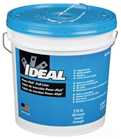 31340 - 6500'210LB Poly Pull String In A Pail (Bulk) - Ideal