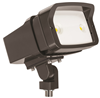0FL1LEDP150KMV - 21W Led FLD KNCKL MNT BRZ - Lithonia Lighting