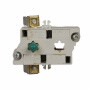10250T60E - 1NO Logic Level Contact Block; Spade Term - Eaton Corp