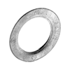 "1080 - 2-1/2"" X 1-1/2"" Reducing Washer - Bridgeport Fittings"