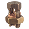 10H - 1/0 Cu Split Bolt - Thomas&Betts-Abb Ins Prod