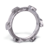 141 - 1/2 Steel Locknut - Thomas&Betts-Abb Ins Prod