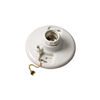 16502 - Pull Chain Receptacle - Epco