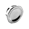 "1693 - 1"" Steel Knockout Plug - Bridgeport Fittings"