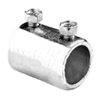 242 - 1-In STL S/S Emt CPLG - Bridgeport Fittings