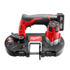 242921XC - M12 Cordless Bandsaw Kit - Milwaukee Electric Tool