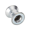 "261MB - 3/4"" Push Emt Coupling - Bridgeport Fittings"
