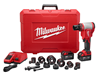 "267622 - M18 1/2""-2"" Knockout Tool Kit - Milwaukee Electric Tool"